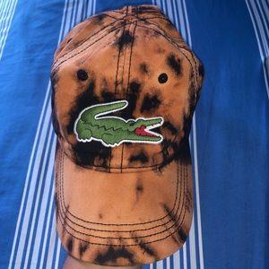 Lacoste Hat (Tie dye) OS